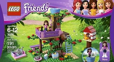 Lego Friends Olivias Tree House 3065
