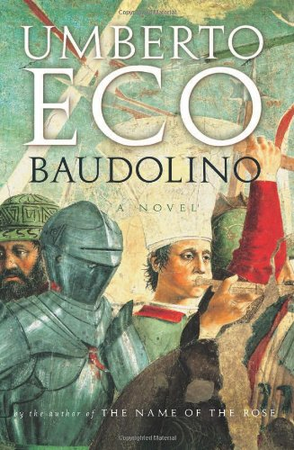 Book cover for Baudolino