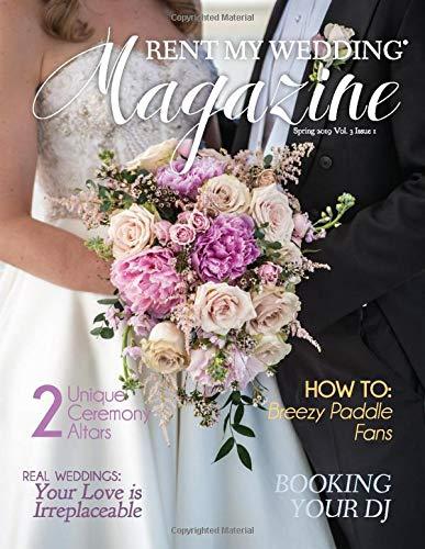 RENT MY WEDDING Magazine - Spring 2019: Amazon.es: Kubin ...