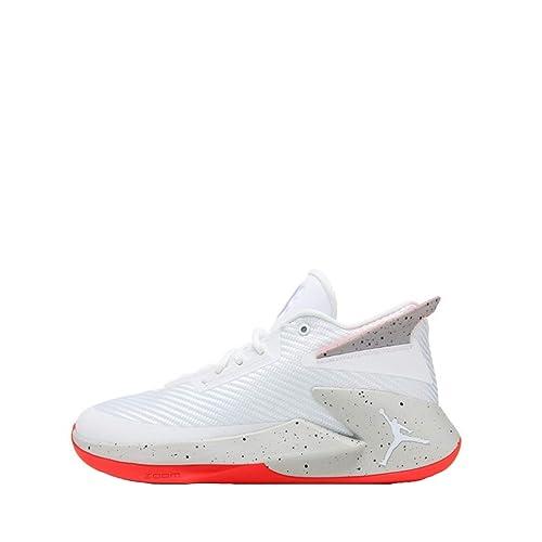 Lockdown Fly Weiß TextilSynthetik Jordan Herren Nike Basketballschuhe lc3T1FKJ