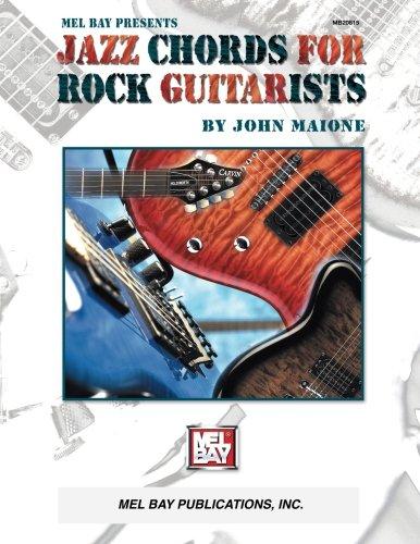 Download Mel Bay Jazz Chords for Rock Guitarists PDF