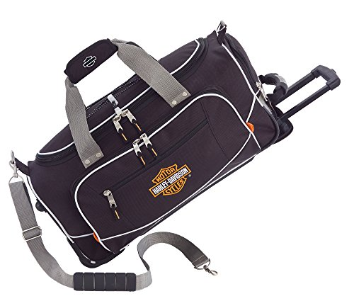 Harley Davidson Carry Travel Duffel