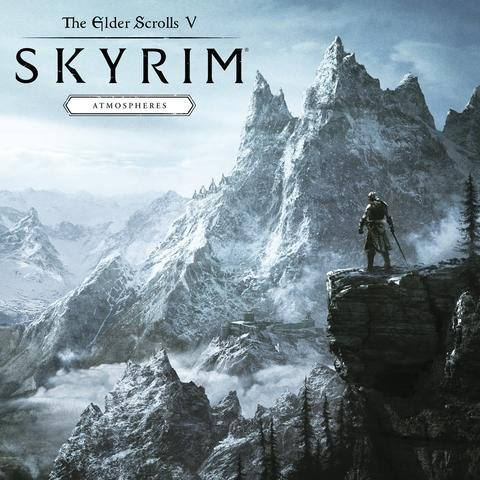 Price comparison product image Skyrim: The Elder Scrolls V: Atmospheres LP [Winterhold Variant Exclusive Vinyl]