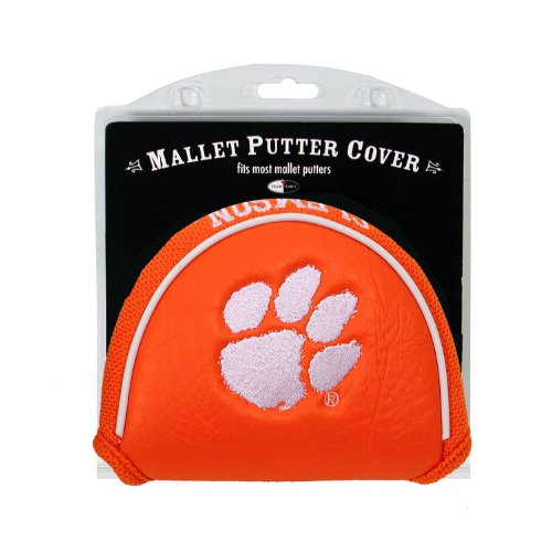 NCAA Clemson Tigers Golf Mallet Putter (Clemson University Golf)