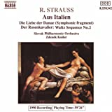 Der Rosenkavalier, Op. 59, TrV 227: Der Rosenkavalier, Op. 59, TrV 227: Waltz Sequence No. 2: more info