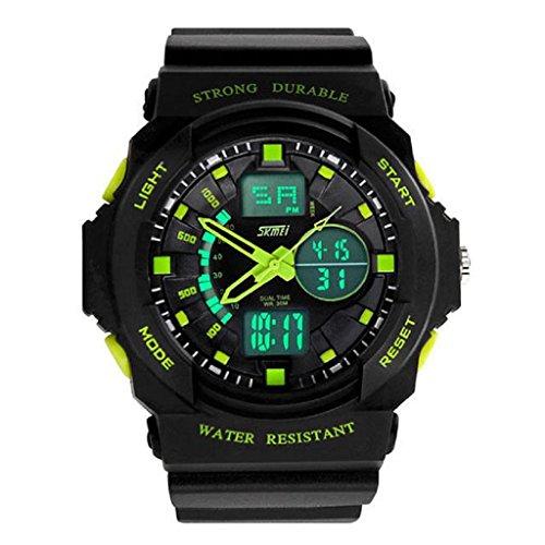 Lcd Digital Sports Alarm - 7