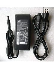 محول شحن تيار متردد 90 واط لاجهزة لاب توب اتش بي بافيليون دي في 4، دي في 5، دي في 6ن دي في 7، جي 60