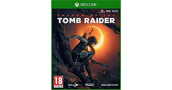 Shadow of the Tomb Raider: Amazon.es: Videojuegos