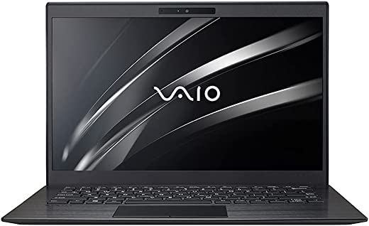 VAIO SE14 NP14V3IN034P 14-inch/35.56 cm( Intel Core i5-1135G7 Intel Iris Xe Graphics 8GB/512GB SSD /Win 10 Home/Backlit KBD/FHD/Fingerprint Reader) MS Office 365, 1.39kg,with Carrying Bag, Dark Grey