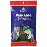 Eden Wakame, 2.1-Ounce Packages (Pack of 6)