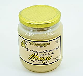 product image for 16oz Gift Jar Old-fashioned Creamed Style Honey