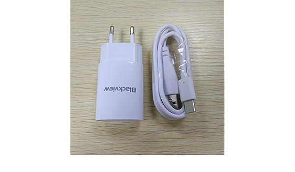 TPC - Cargador Original Blackview HJ-0502000W2 - USB-C ...