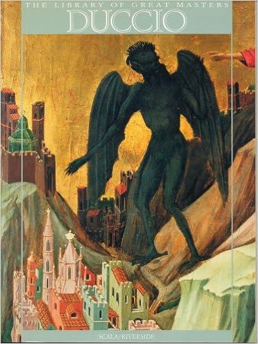 duccio di buoninsegna the library of great masters