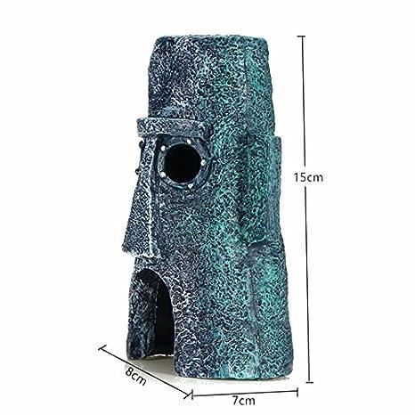[Envio Gratis] Acuario Paisajismo acuático animales casa decoración de casa adorno de Fish Tank BML® marca//Decoración de paisajismo acuario animales ...