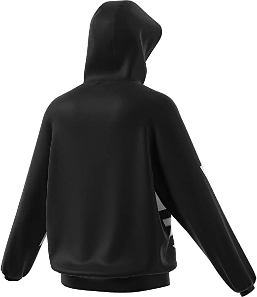 adidas Originals Men's Big Trefoil Hoodie Sweatshirt at