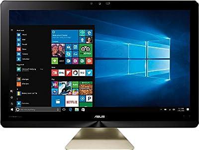 "Asus Zen AiO Pro Z240IEGT - 23.8"" UHD 4K Touch - i7-7700T - 12GB Ram - 128GB SSD - Gold"