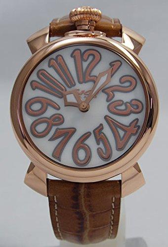 [ガガミラノ]GaGa MILANO / 腕時計 / マヌアーレ 40mm / 5021.2 [並行輸入品] B011XDUK1Q