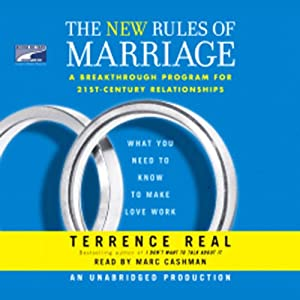 The New Rules of Marriage Hörbuch