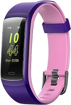 Pulsera Actividad Inteligente Impermeable IP67 Pulsera Inteligente para Deporte Smartwatch Pulsera Deporte Mujer Hombre Ni/ños Pulsera para Android iPhone iOS Smartphone Willful Pulsera Actividad