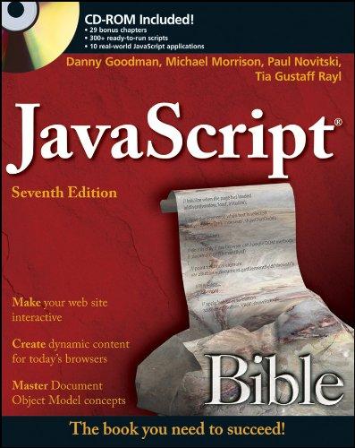 JavaScript Bible ()