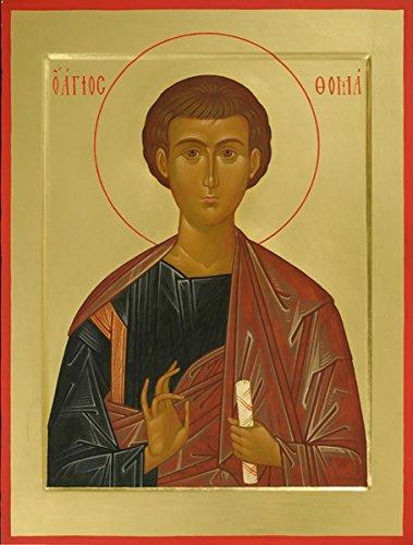 St. Thomas the Apostle Traditional Panel Russian Orthodox icon