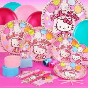 Hello Kitty Balloon Dreams Standard Party Pack for 8