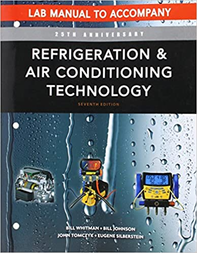 Refrigeration+A.C.Technology Lab.Manual