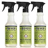 Mrs. Meyer's Multi-Surface Everyday Cleaner, Lemon Verbena, 16 Fluid Ounce (Pack of 3)