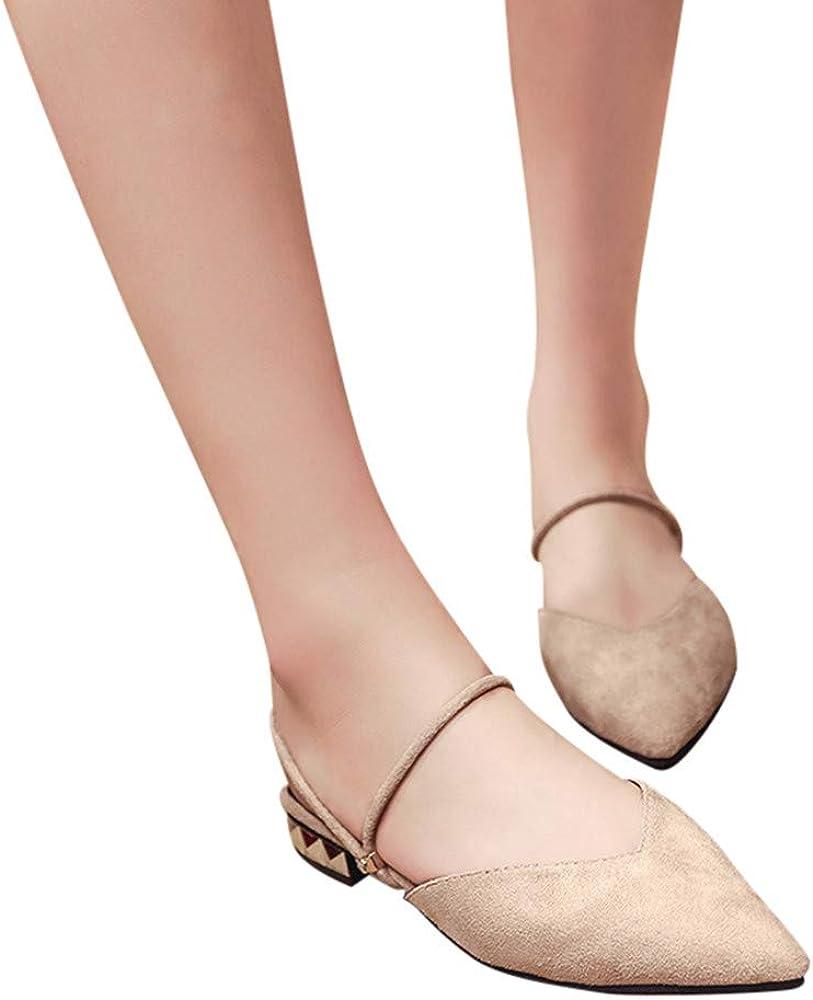 Zapatos De Fiesta Tacon Bajo Para Mujer Invierno Primavera Paolian Chanclas Boda Elegantes Sandalias De Vestir Chic Terciopelo Casual Comodos Calzado Puntiagudo Merceditas Tallas Grandes Nauticos