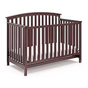 Graco Freeport Convertible Crib, Cherry
