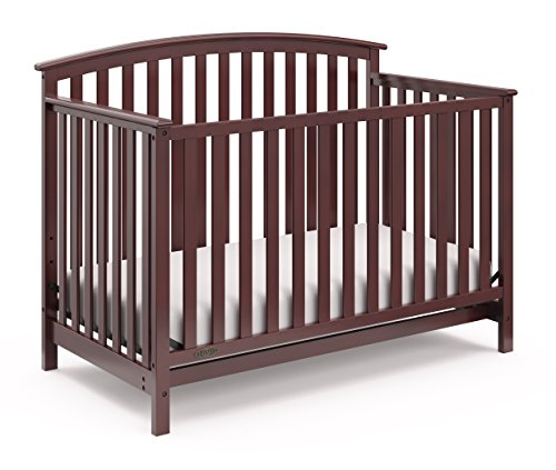 (Graco Freeport Convertible Crib, Cherry)