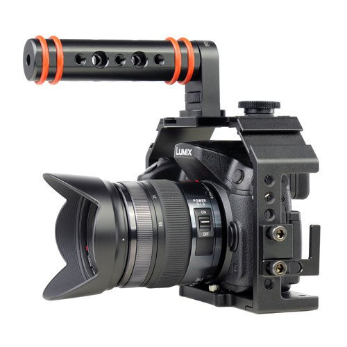 Authentic Brand New Honu V2.0 with Top Handle and HDMI Clamp Kit for Panasonic GH3/GH4+SONY A7/A7R (Cage Pnc)