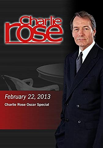 Charlie Rose - Charlie Rose Oscar Special (February 22, 2013) (Daniel Day Lewis Lincoln)