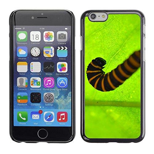 "Premio Sottile Slim Cassa Custodia Case Cover Shell // V00003121 chenille dans une feuille // Apple iPhone 6 6S 6G PLUS 5.5"""