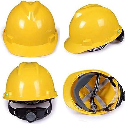 LONGLONGJINGXIAO Casco de Seguridad Laboral - Hombre araña ...