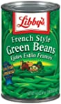 Libbys French Style Green Beans, 14.5...
