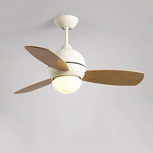 CCF Ventilador eléctrico Candelabro Hogar Sala Comedor Habitación ...