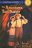img - for The Adventures of Tom Sawyer (A Stepping Stone Book) book / textbook / text book