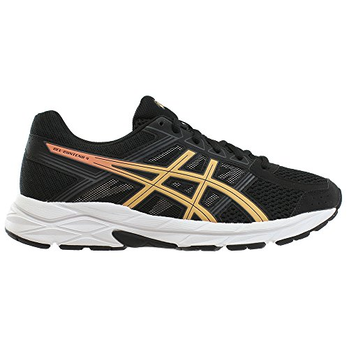 Gel Running Asics 4 Carbon Shoe Ice Apricot Black Contend Womens s qfqwBEX7