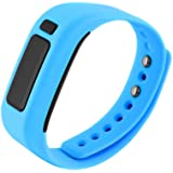 Vitilek Wireless Smart Bracelet / Health Wristband / Fitness Tracker / Waterproof OLED Screen Pedometer / Heart Rate & Sleep Quality Monitor / Calorie Counter for Android & iOS Smartphone, Orange