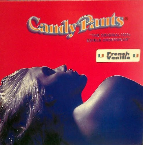 CANDY PANTS FEMALE EDIBLE UNDERWEAR IN FRENCH VANILLA