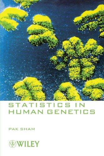 Statistics in Human Genetics (Lab Pak)