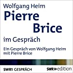 Pierre Brice im Gespräch   Wolfgang Heim