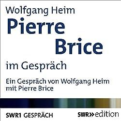 Pierre Brice im Gespräch
