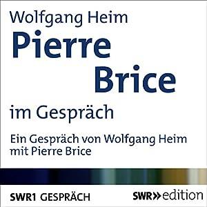 Pierre Brice im Gespräch Audiobook