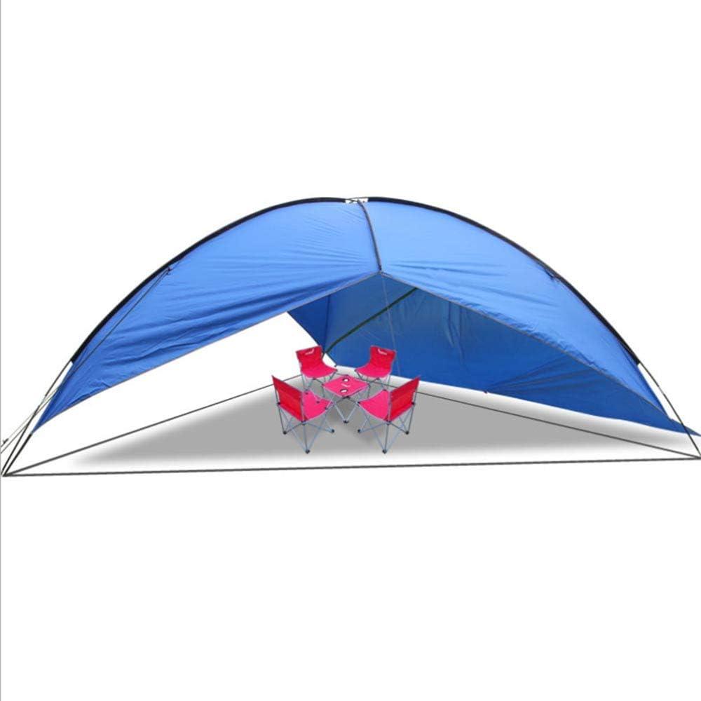 GXYZZ Exterior ampliación triángulo triángulo Dosel Camping Carpa ...