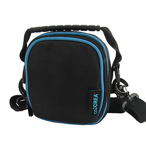 Co2Crea Travel Case for Fuji Fujifilm Instax Mini 9 8 7s 25 Instant Film Camera by (Soft Case) Fuji Soft Case