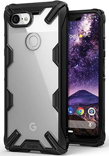 military drop protective bumper case for pixel 3 xl