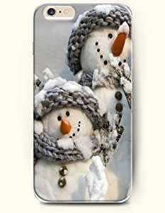 Shani Apple iPhone 6 case 4.7 inches - Two Snowman Sisters