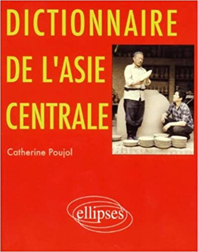 Livre gratuits Dictionnaire de l'Asie Centrale pdf